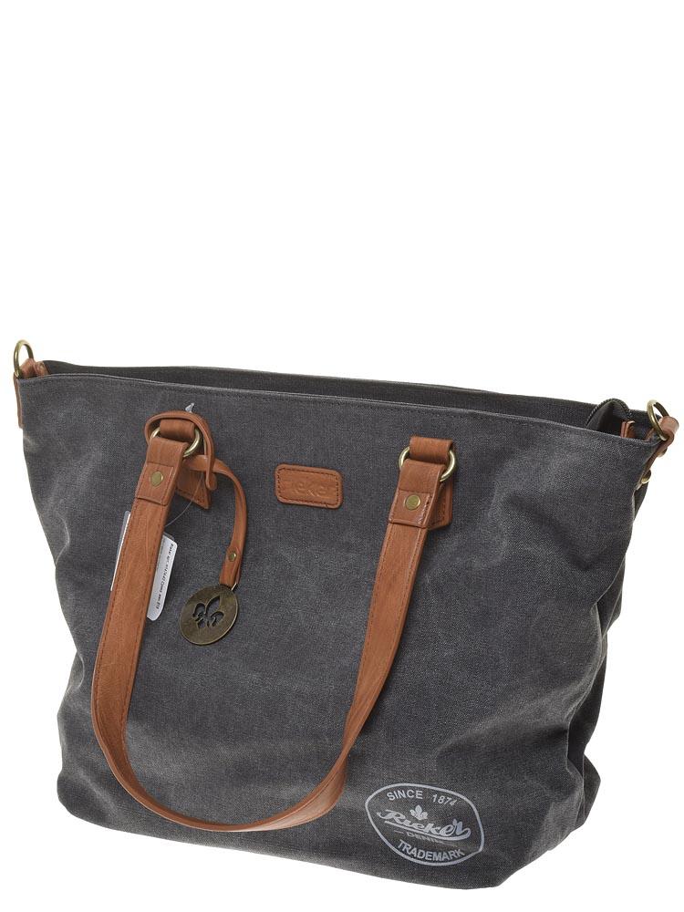 2252419bc00b Rieker (серый) сумка женская артикул H1474-45 — купить в интернет ...